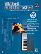 Total Blues Keyboardist (Bk/Cd)