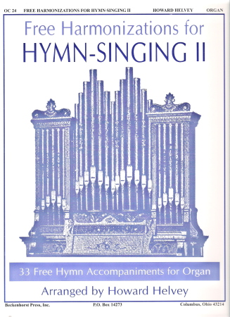 FREE HARMONIZATIONS FOR HYMN SINGING 2