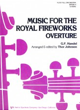 Music For The Royal Fireworks Overture