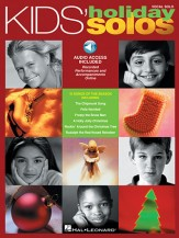 KIDS' HOLIDAY SOLOS (AUDIO ACCESS)