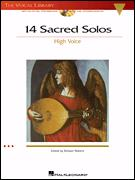 14 SACRED SOLOS (BK/AUDIO)