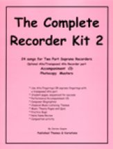 The Complete Recorder Kit 2-Powerpoint