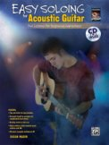 Easy Soloing For Acoustic Guitar (Bk/Cd)