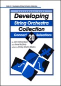 Developing String Orchestra Collection