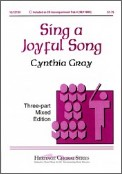 Sing A Joyful Song