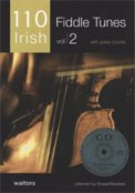 110 Irish Fiddle Tunes Vol 2 (Bk/Cd)