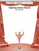 Fighting Falcon March: 2nd B-flat Clarinet
