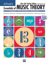 Essentials of Music Theory-Vla Comp W/CD