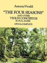 Four Seasons and Other Violin Concertos