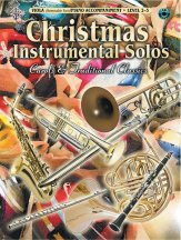Christmas Instrumental Solos (Bk/Cd)