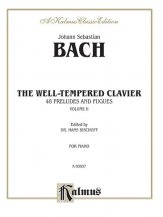The Well-Tempered Clavier Vol 2