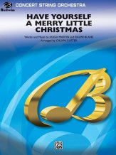 Have Yourself A Merry Little Christmas Sheet Music by Calvin Custer (SKU: SO9601) - Stanton's ...