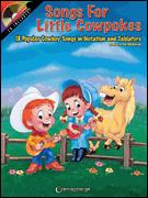 Songs For Little Cowpokes (Bk/Cd)