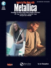 Learn To Play Bass With Metallica (Bk/C