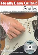 Really Easy Guitar Scales (Bk/Cd)