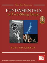 Fundamentals of Five-String Banjo (Bk/CD