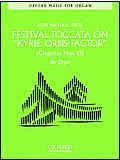 FESTIVAL TOCCATA ON KYRIE: ORBIS FACTOR