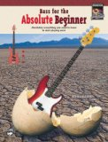 Bass For The Absolute Beginner (Bk/Cd)
