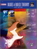 Beginning Blues And Rock Theory (Bk/Cd)