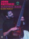 John Patitucci Electric Bass (Bk/Cd)