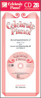 Celebrate Piano and Musicianship 2b CD