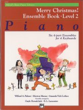 Merry Christmas Ensemble Book Lev 2