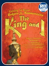 GETTING TO KNOW KING AND I
