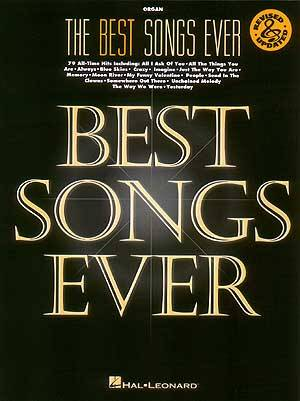 The best songs ever sheet music by lionel bart sku for Best house music ever