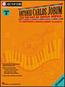 Jazz Play Along V008 Antonio Carlos Jobi