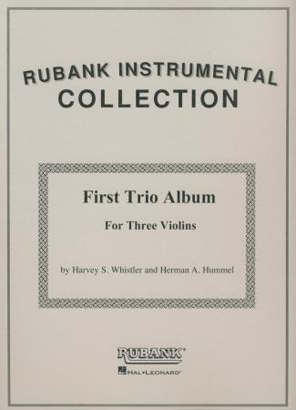 First Trio Album