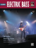 Beginning Electric Bass (Bk/Dvd)