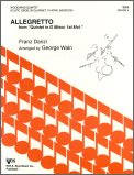 Allegretto (Quintet In G Minor 1st Mvt)