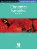 Christmas Favorites Bk 2 (Bk/Cd)
