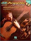 Acoustic Artistry (Bk/Cd)