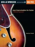 Jazz Improvisation For Guitar A Melodic