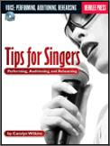 Tips For Singers (Bk/Cd)