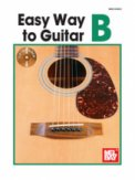Easy Way To Guitar B (Bk/Cd)