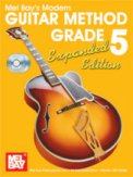 Modern Guitar Method Grade 5 (Bk/Cd)