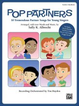 Pop Partners (Bk/Cd)