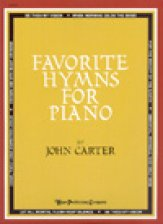 FAVORITE HYMNS FOR PIANO