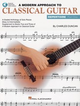 Modern Approach To Classical Guitar