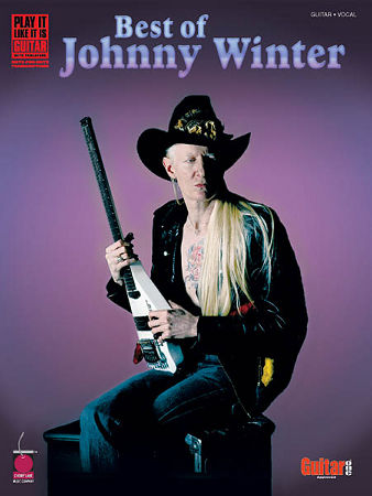 Johnny Winter: I Guess I'll Go Away