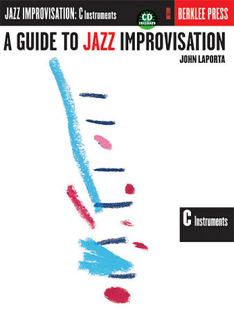 Guide To Jazz Improvisation (Bk/Cd)
