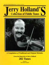 Jerry Holland's Collection of Fiddle Tun