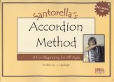 Santorella's Accordion Method (Bk/Cd) 1a