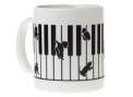 Mug: Kitten On The Keys