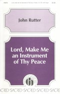 Lord Make Me An Instrument of Thy Peace