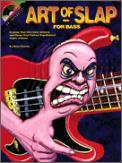 Art of Slap For Bass (Bk/Cd)
