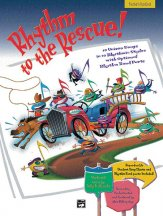 RHYTHM TO THE RESCUE (BK/CD) - Click Image to Close