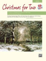 CHRISTMAS FOR TWO (BK/CD)